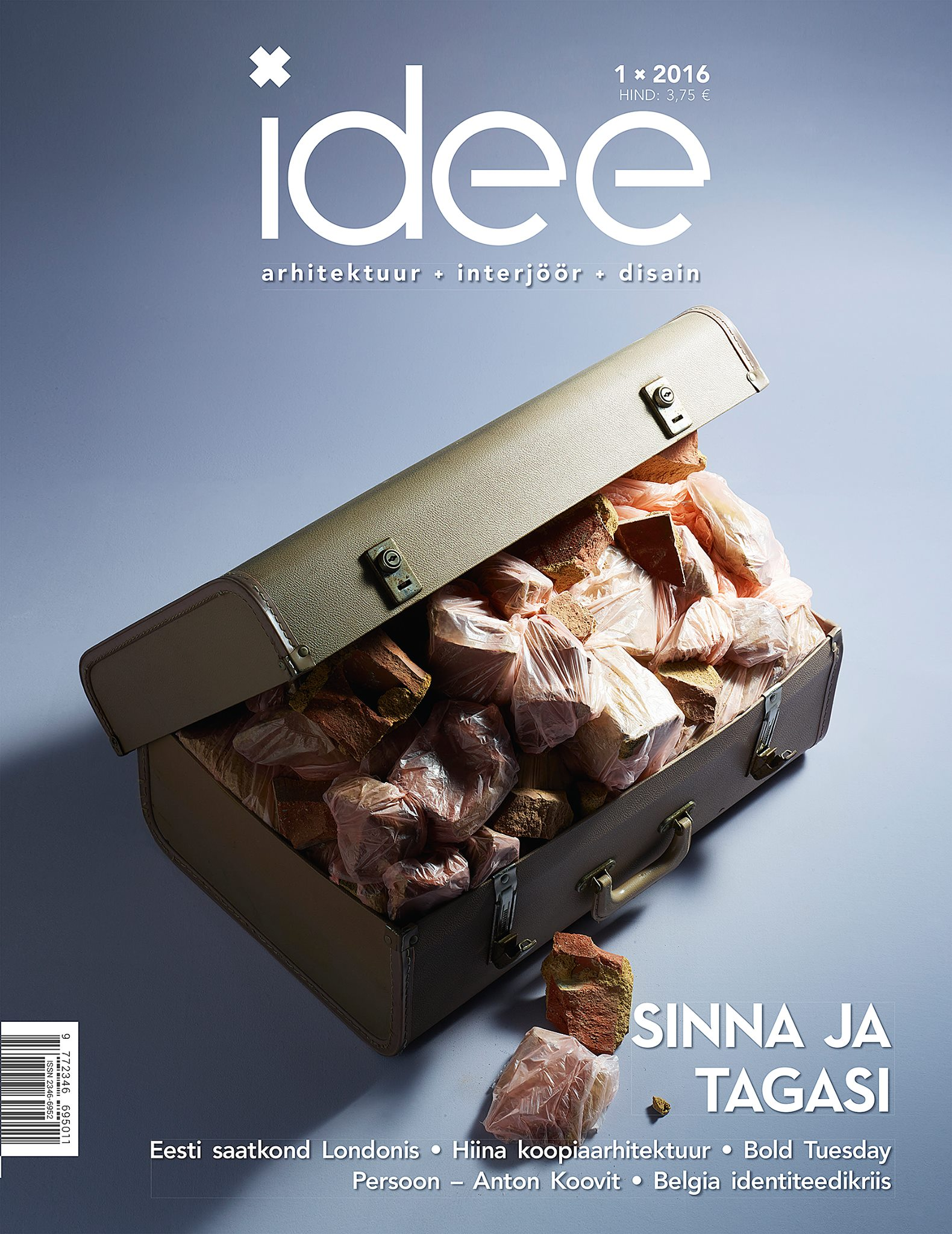Helen Sirp idee Mag cover