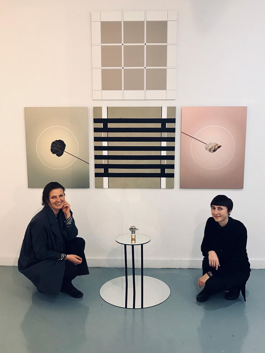 Inversions Exhibition Sandra & Helen Sirp